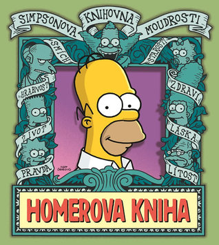 Simpsonova knihovna moudrosti: Homerova kniha  by  Matt Groening