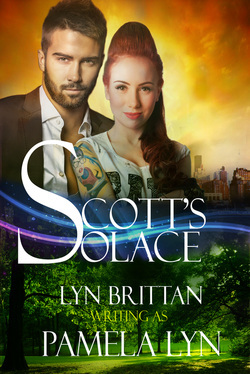 Scott's Solace: Scott and Jessica's Story (Lightning Catcher Saga, #4)