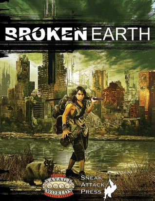 Broken Earth  by  Matthew J. Hanson