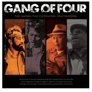 The Gang of Four by Bob Santos