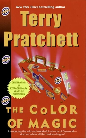 Book Review: Terry Pratchett\'s The Color of Magic – KD Did It Edits
