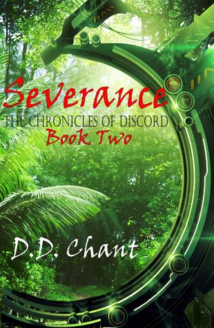 Severance (The Chronicles of Discord, #2)
