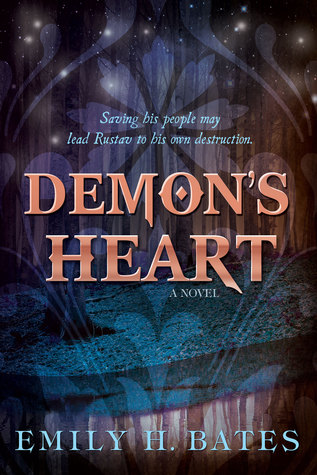 Demon's Heart by Emily  Bates