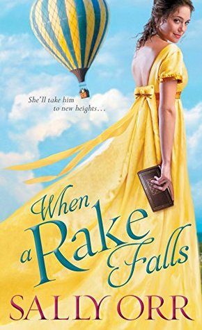 When a Rake Falls by Sally Orr