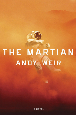 Jacket Image, The Martian by Andy Weir