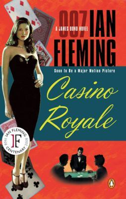 Casino Royale  (Narrator: Simon Vance) cover