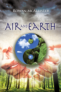 Release Day Review:  Air and Earth (Elemental Harmony Book #1) by Rowan McCallister