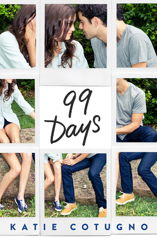 Gabe from 99 Days by Katie Cotugno