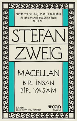 Macellan - Bir İnsan Bir Yaşam Stefan Zweig