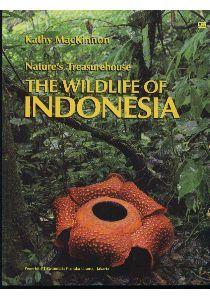 The Wildlife Of Indonesia: Natures Treasurehouse Kathy MacKinnon