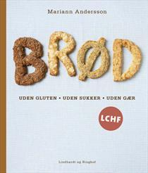 Brød - uden gluten, uden sukker, uden gær - LCHF  by  Mariann Andersson
