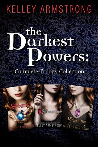 Audiobook Review: Darkest Powers Trilogy by Kelley Armstrong
