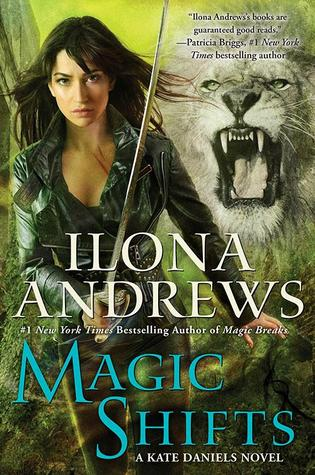 Book Review: Ilona Andrews' Magic Shifts