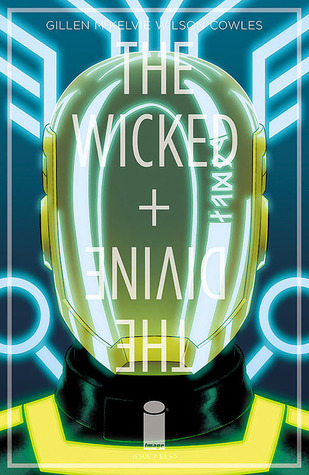 The Wicked + The Divine #7 (The Wicked + The Divine, #7)