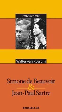 Simone de Beauvoir & Jean-Paul Sartre  by  Walter van Rossum