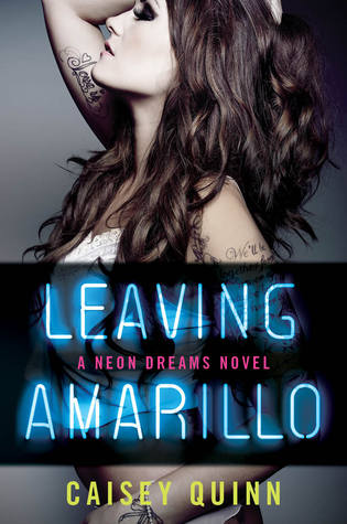 {Review} Leaving Amarillo by Caisey Quinn