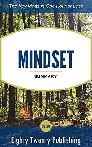 book mindset carol dweck pdf