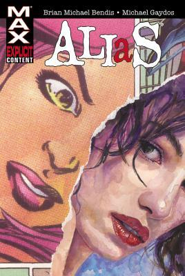 Graphic Novel Review: Alias by Brian Michael Bendis, Michael Gaydos (@mlsimmons) #JessicaJones
