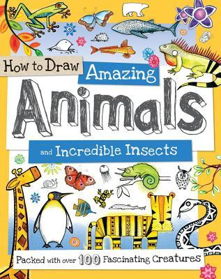 How to Draw Funky Animals and Incredible Creatures  by  Fiona Gowen