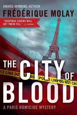 Book Review: The City of Blood by Frédérique Molay