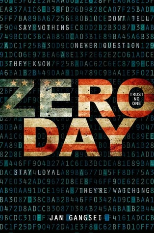 Blog Tour: Zero Day by Jan Gangsei | Review + Giveaway