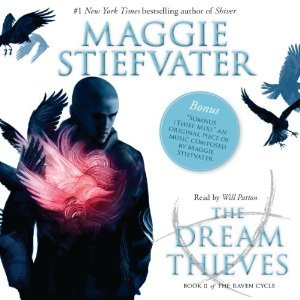 Audiobook Review: The Dream Thieves by Maggie Stiefvater