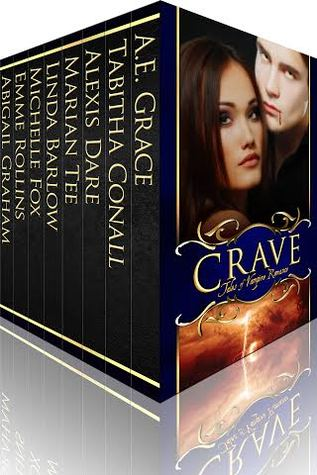 Crave Vampire Romance Boxed Set