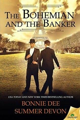 Release Day Review: The Bohemian and the Banker by Bonnie Dee and Summer Devon