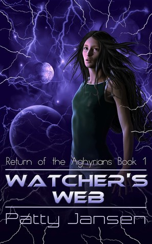 Fantasy Review: 'Watcher's Web' by Patty Jansen