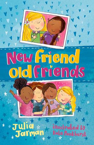 New Friend, Old Friends  by  Julia Jarman