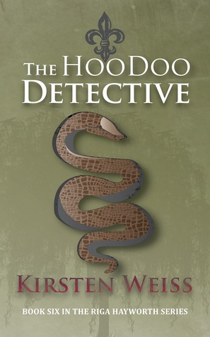The Hoodoo Detective (Riga Hayworth, #6)