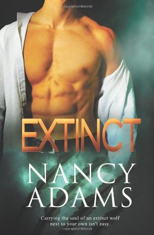 Extinct by Nancy Adams