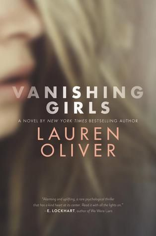 Book Review: Vanishing Girls by Lauren Oliver