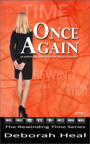Goodreads Giveaway: Once Again