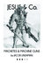JESUS & Co. (#3)  Machetes and Machine Guns by Jacob Lindaman