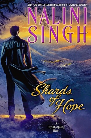 Book Review: Nalini Singh's Shards of Hope