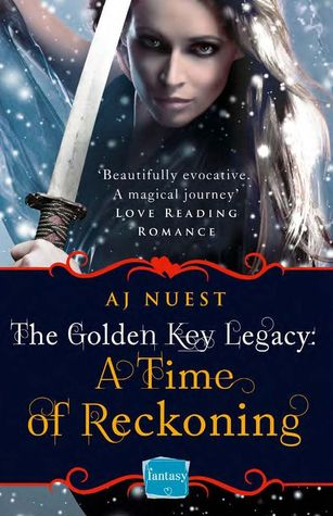 A Time of Reckoning (The Golden Key Legacy, #4)