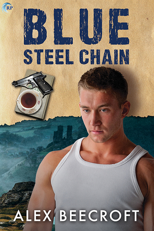 {Review} Blue Steel Chain by Alex Beecroft