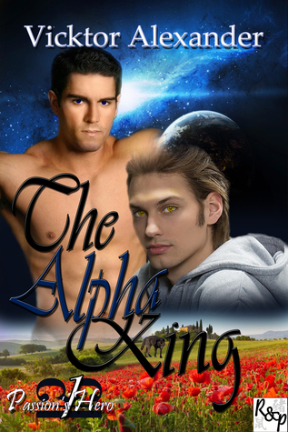 Book Review:  The Alpha King (Passion's Hero #1) by Vicktor Alexander