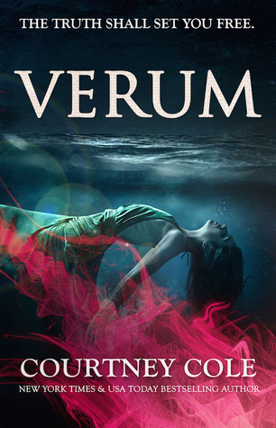 Book Cover of Verum by Courtney Cole
