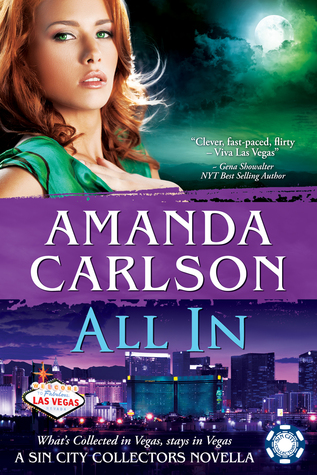 Review: All In by Amanda Carlson