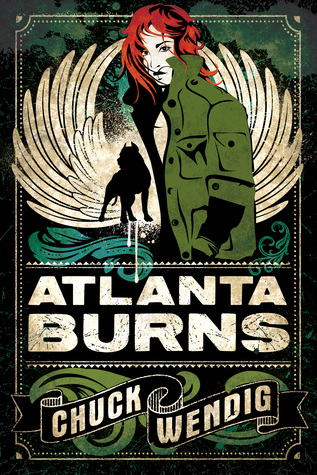 Atlanta Burns (Atlanta Burns #1-2)