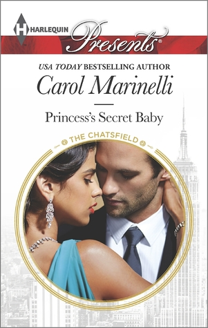 Princess's Secret Baby (The Chatsfield, #11)
