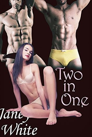 Two in One (A Taboo First Time MMF Menage Erotic Romance) (Man of the House, Her First Times Book 4) Janey White