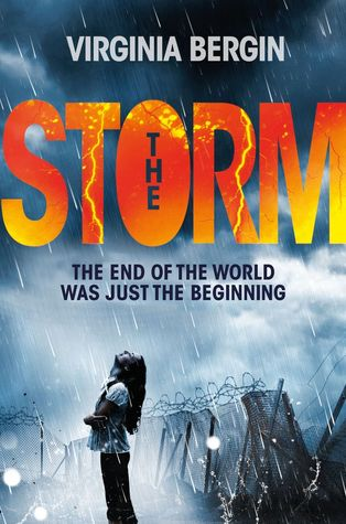 Book review | The Storm by Virginia Bergin | 4 stars