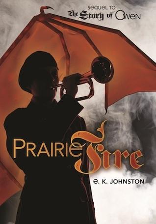 Prairie Fire (Dragon Slayer of Trondheim, #2)