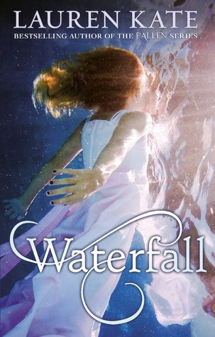 Waterfall by  Lauren Kate book cover