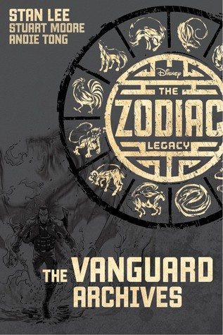 The Zodiac Legacy: The Vanguard Archives Part 2