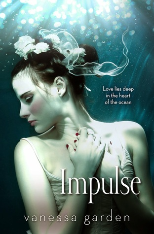 Waiting on Wednesday ~ Impulse (Submerged Sun #2) by Vanessa Garden | Anatea's Bookshelf