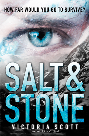 [Arc Review] Salt & Stone by Victoria Scott
